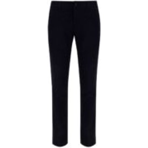 Pantalons Decontractes - Bleu Fonce - AMI ALEXANDRE MATTIUSSI - Modalova