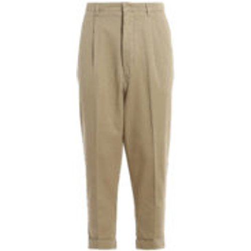 Pantalons Decontractes - Beige - AMI ALEXANDRE MATTIUSSI - Modalova