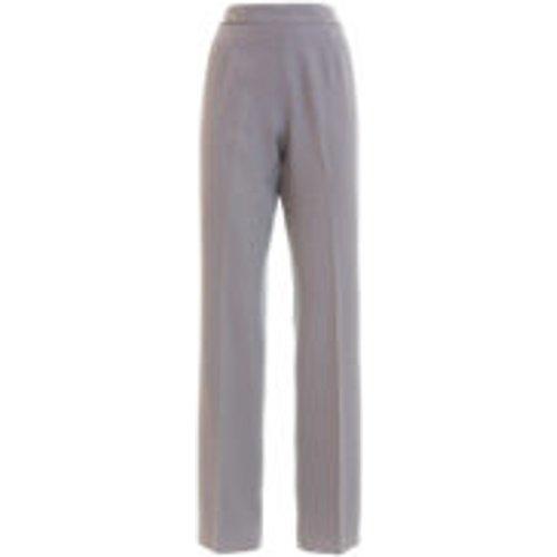 Pantalon Ajuste Gris Pour Femme - Armani Collezioni - Modalova