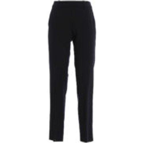 Pantalon Ajuste Bleu Pour Femme - Armani Collezioni - Modalova