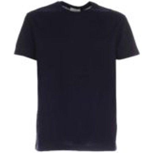 T-Shirt - Bleu - BALLANTYNE - Modalova