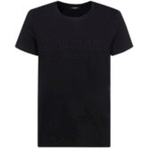 T-Shirt - Noir - Balmain - Modalova