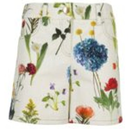 Short - A Fleurs - Boutique Moschino - Modalova