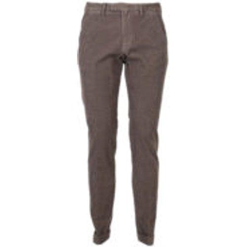 Pantalons Decontractes - Taupe - BRIGLIA 1949 - Modalova