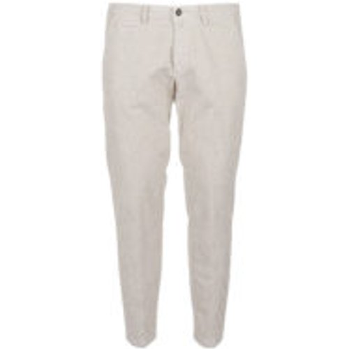 Pantalons Decontractes - Creme - Briglia 1949 - Modalova