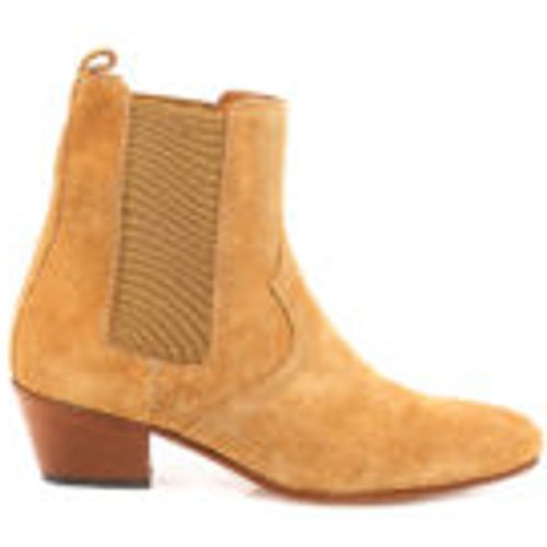 Bottines - Beige - closed - Modalova