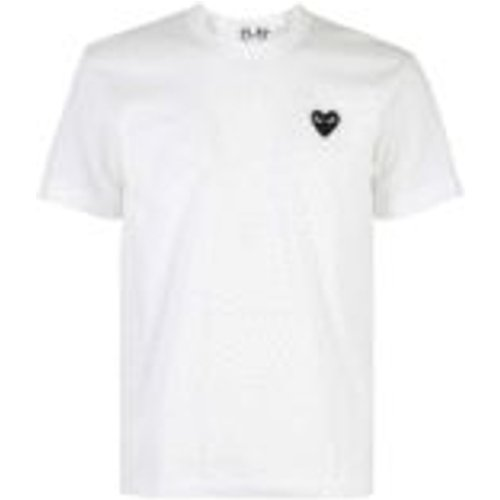 T-Shirt - Blanc - Comme des Garçons Play - Modalova