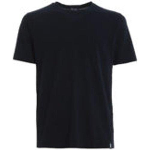 T-Shirt - Bleu Fonce - DRUMOHR - Modalova
