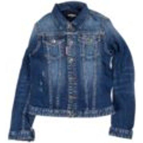 Veste En Jean - Bleu - Dsquared2 - Modalova