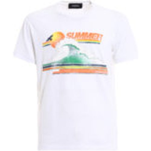 T-Shirt - Summer - Dsquared2 - Modalova