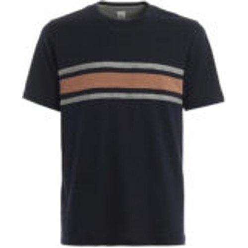 T-Shirt - Bleu - ELEVENTY - Modalova