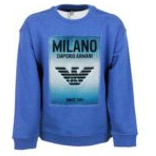 Sweat-Shirts - Bleu - Emporio Armani - Modalova