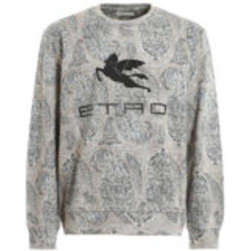 Sweat-Shirts - Beige - ETRO - Modalova
