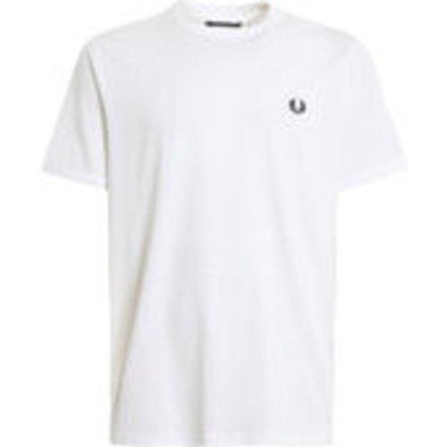T-Shirt - Ringer - Fred Perry - Modalova
