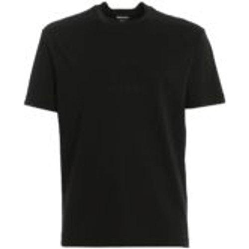 T-Shirt - Noir - Giorgio Armani - Modalova