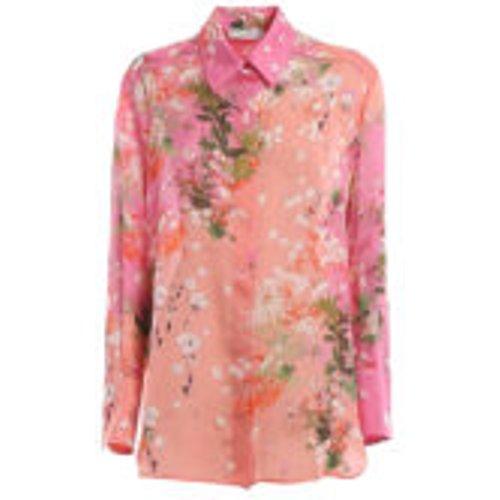 Chemise - A Fleurs - Givenchy - Modalova