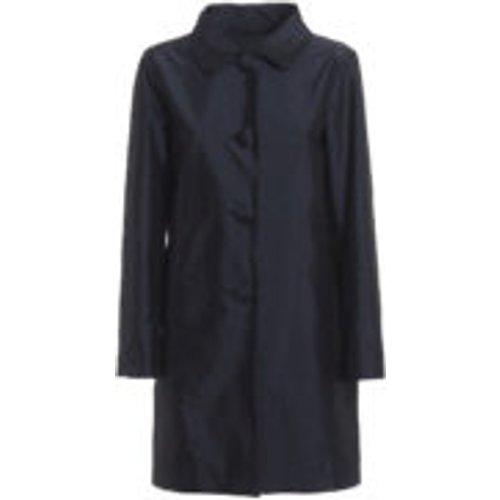 Trench-Coat - Bleu Fonce - HERNO - Modalova