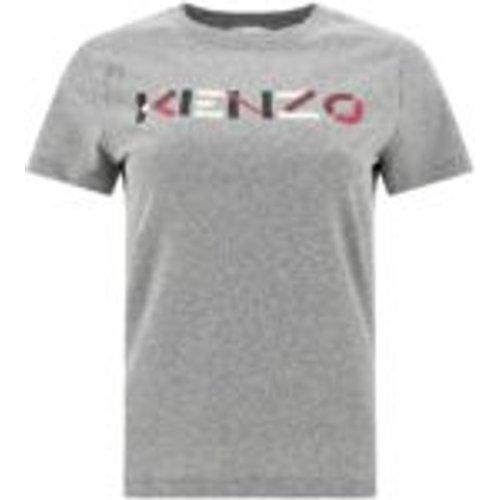 T-Shirt - Gris - Kenzo - Modalova