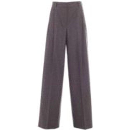 Pantalons Decontractes - Gris - LES COPAINS - Modalova