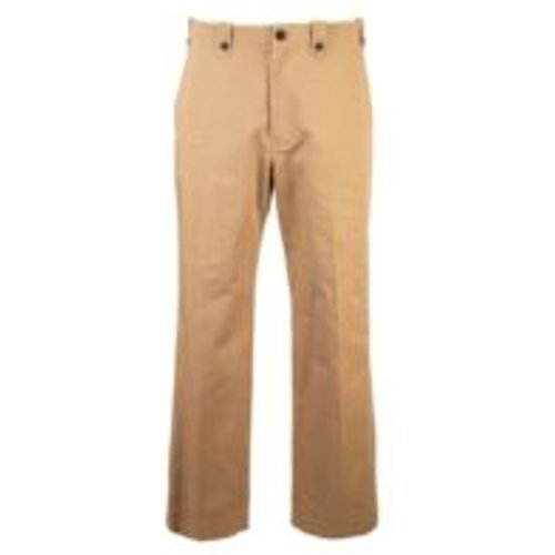 Pantalons Decontractes - Beige - Loewe - Modalova