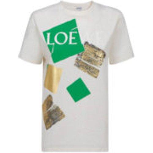 T-Shirt - Square - Loewe - Modalova