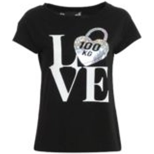 T-Shirt - Love - Love Moschino - Modalova