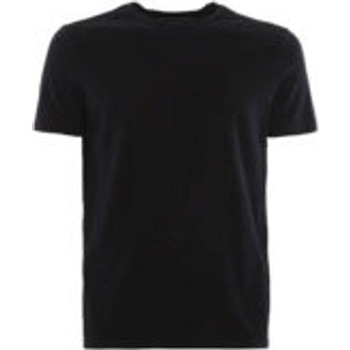 T-Shirt - Bleu Fonce - majestic filatures - Modalova