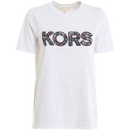 T-Shirt - Blanc - Michael Kors - Modalova