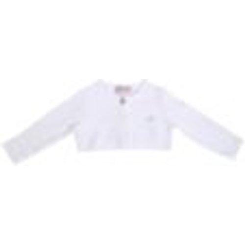 Cardigan - Blanc - Monnalisa Bebè - Modalova