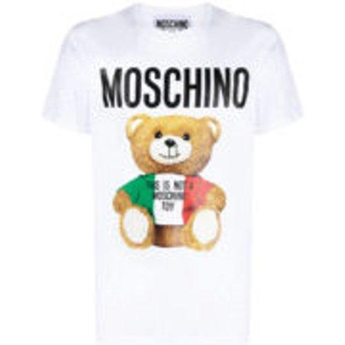 T-Shirt - Teddy - Moschino - Modalova