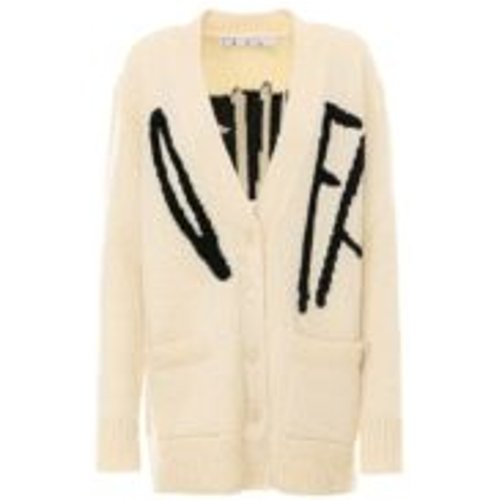 Cardigan - Beige - OFF-WHITE - Modalova