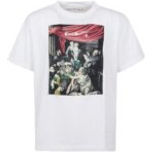 T-Shirt - Caravaggio - OFF-WHITE - Modalova