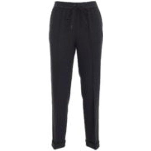 Pantalons Decontractes - Noir - P.A.R.O.S.H. - Modalova
