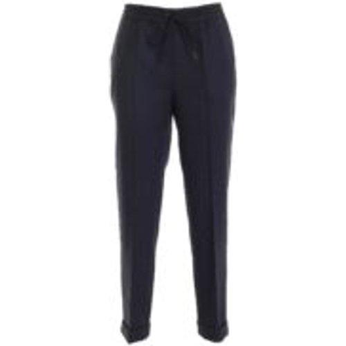 Pantalons Decontractes - Bleu - P.A.R.O.S.H. - Modalova