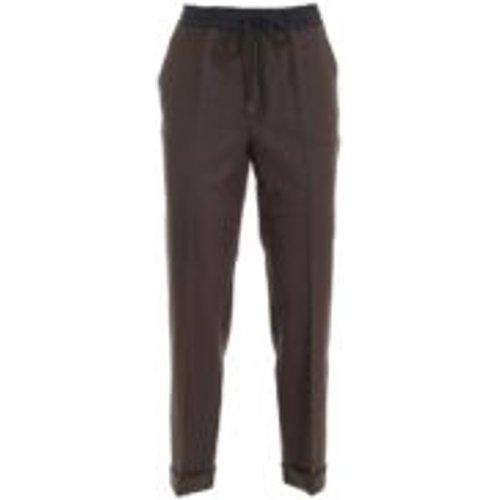 Pantalons Decontractes - Marron - P.A.R.O.S.H. - Modalova