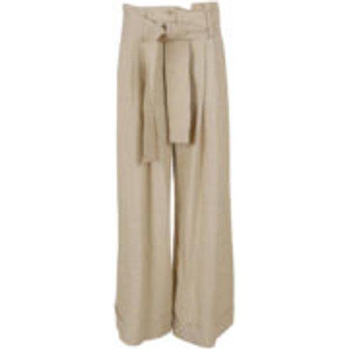Pantalons Decontractes - Beige - P.A.R.O.S.H. - Modalova