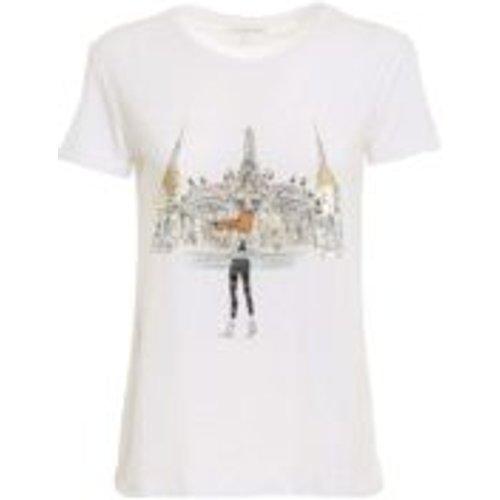 T-Shirt - Temple - PATRIZIA PEPE - Modalova