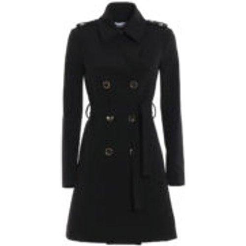 Trench-Coat - Noir - PATRIZIA PEPE - Modalova