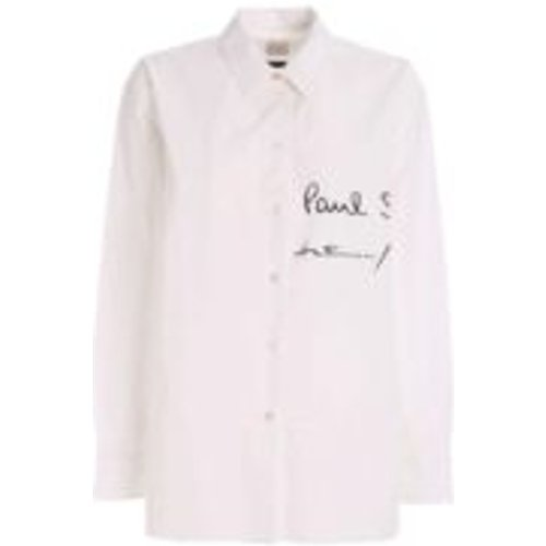 Chemise - Blanc - Paul Smith - Modalova