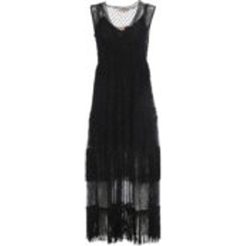 Robe De Soiree - Noir - TWINSET - Modalova
