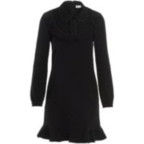Robe Courte - Noir - VALENTINO RED - Modalova