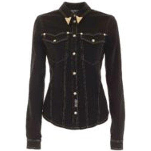 Chemise - Noir - Versace Jeans Couture - Modalova