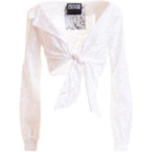 Chemise - Blanc - Versace Jeans Couture - Modalova