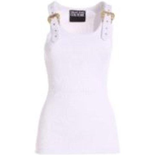 Top - Blanc - Versace Jeans Couture - Modalova