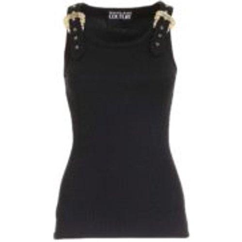 Top - Noir - Versace Jeans Couture - Modalova