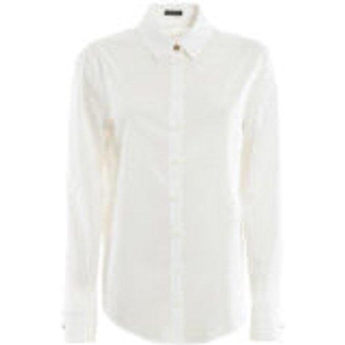 Chemise - Blanc - Versace - Modalova