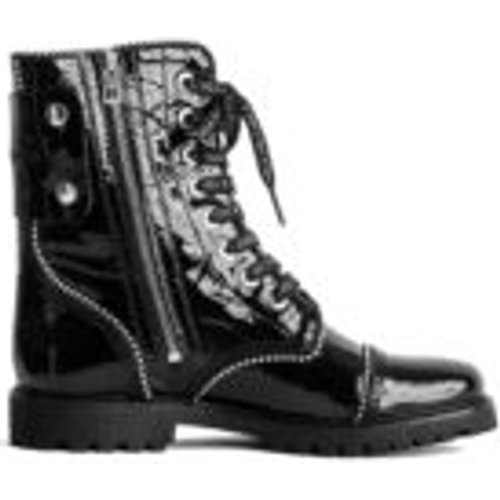 Bottines - Joe Wrinkle Studs - ZADIG&VOLTAIRE - Modalova