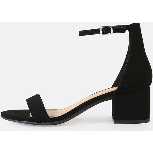 Sandales à petits talons - SHEIN - Modalova