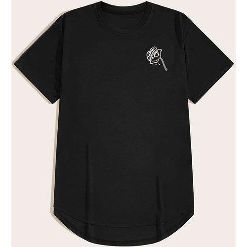 T-shirt à imprimé - SHEIN - Modalova