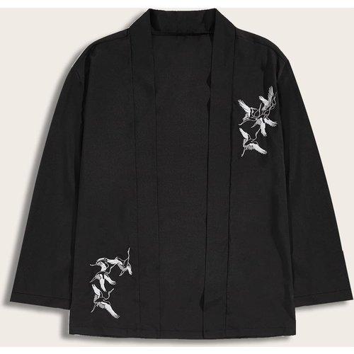 Kimono avec broderies - SHEIN - Modalova